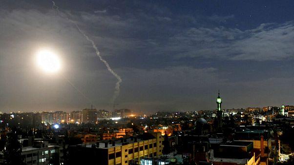 حملات هوایی اسرائیل به سوریه؛ ۶ شبهنظامی کشته شدند