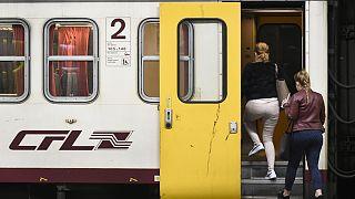 Dünyada bir ilk: Lüksemburg'da tren, tramvay ve otobüs 1 Mart'tan itibaren ücretsiz oluyor