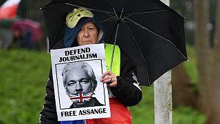 نماینده آمریکا در دادگاه لندن: آسانژ نه قهرمان آزادی بیان که مجرم است