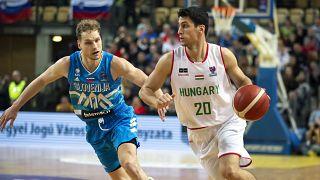 Kosárlabda: Bravúros magyar győzelem Ukrajnában