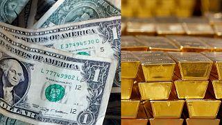 Dolar yükseliyor, güvenli liman altın rekor kırıyor