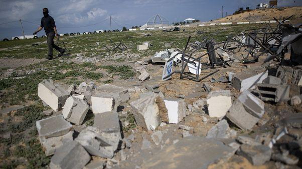 حركة الجهاد الإسلامي تطلق صواريخ إضافية على اسرائيل من غزة