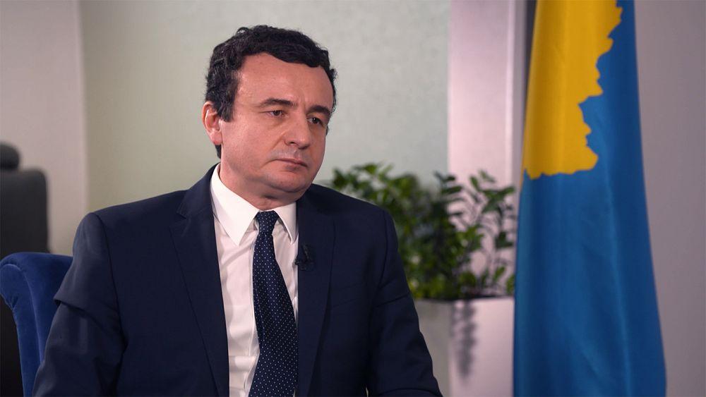 El primer ministro de Kosovo impulsará un diálogo constructivo con Serbia 81