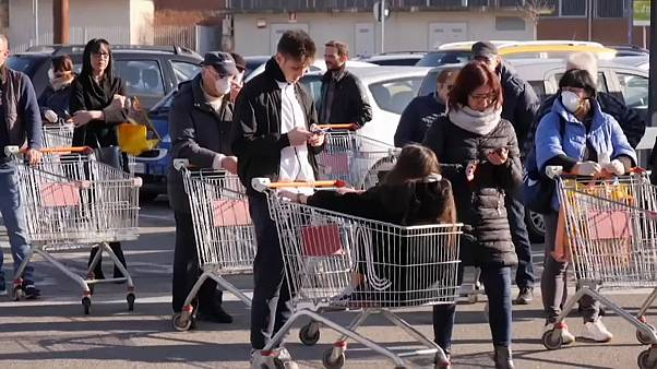 Коронавирус грозит экономике Италии новым спадом