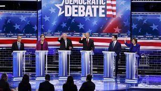 Las grietas que deja la campaña de las primarias en el Partido Demócrata