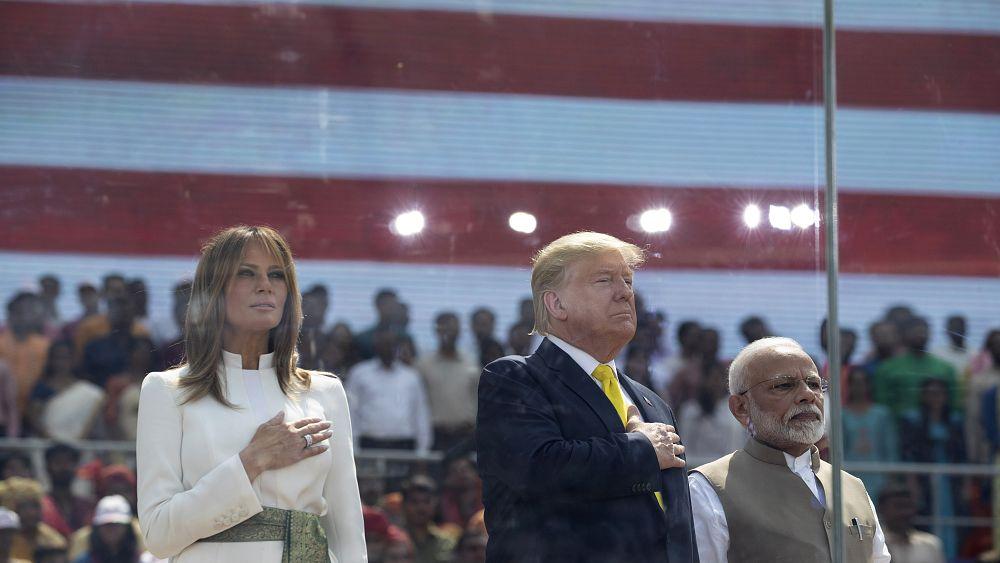 Trump: ABD Hindistan'a 3 milyar dolar değerinde silah satacak