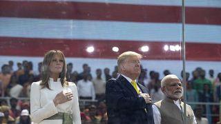 ABD Başkanı Donald Trump'ın Hindistan ziyareti