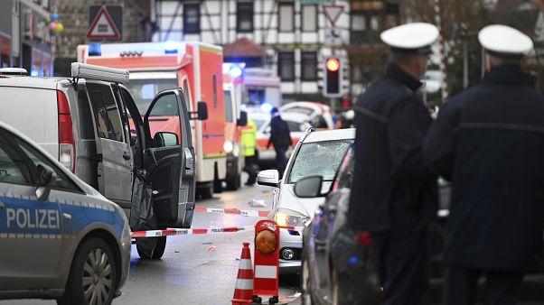 ارتفاع حصيلة جرحى حادث الدهس في كرنفال في ألمانيا إلى 52 بينهم 18 طفلاً