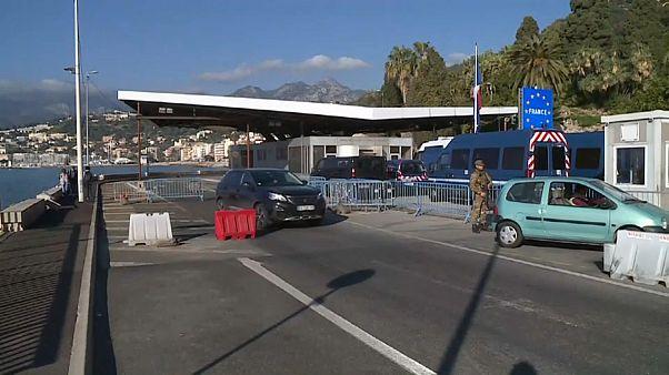 Coronavírus: Países vizinhos de Itália reforçam vigilância nas fronteiras