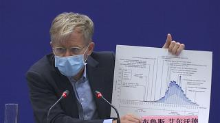 بروس ايلورد المدير العام المساعد لمنظمة الصحة العالمية