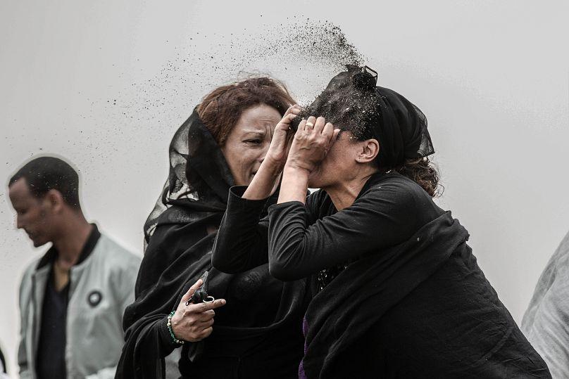 Mulugeta Ayene/ Associated Press