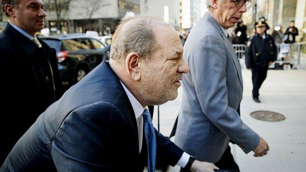 Harvey Weinstein colpevole di aggressione sessuale e stupro