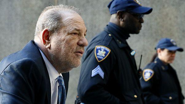 Harvey Weinstein wegen Vergewaltigung schuldig gesprochen