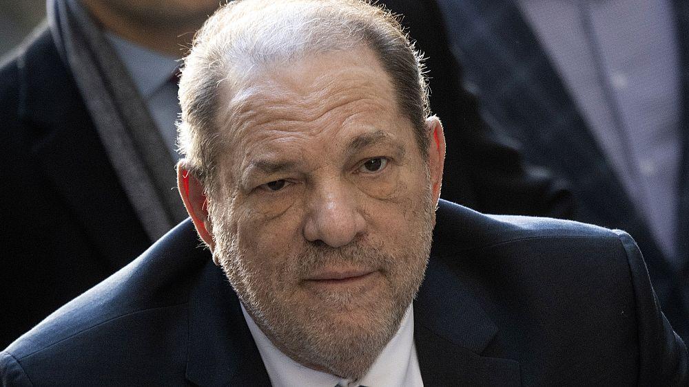 #Metoo davasında karar: Hollywood yapımcısı Harvey Weinstein suçlu bulundu