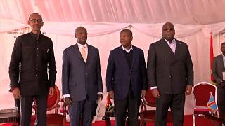 Fim dos Conflitos entre Uganda e o Ruanda