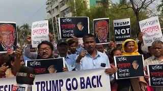 Беспорядки в Нью-Дели из-за закона о гражданстве