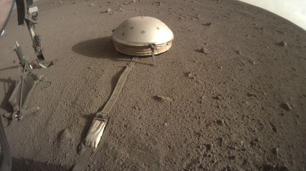 Mars'ta depremlerin meydana geldiği tespit edildi
