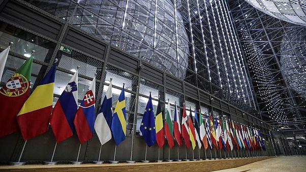 Brüksel'deki AB Konseyi binası