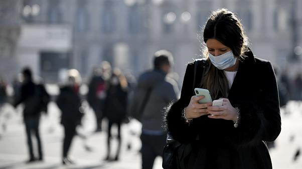 Could the coronavirus pandemic lead to mass surveillance in Europe?