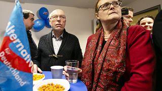 Extrema-direita consegue manter-se no parlamento de Hamburgo