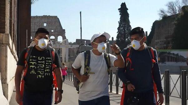 Los ministros de sanidad de la UE se reúnen en Roma para plantar cara al COVID-19