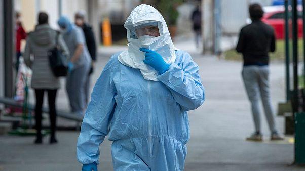 کرونا در جهان؛ تعداد قربانیان ویروس در ایتالیا به ۱۱ نفر رسید