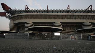 Kovid-19 salgını nedeniyle İtalya Serie A'da 6 maç seyircisiz oynanacak