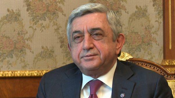 L'ex-président arménien Serge Sarkissian se retrouve devant la justice