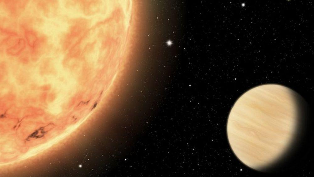 Bir yılı sadece 18 saat süren Jüpiter benzeri dev ötegezegen keşfedildi