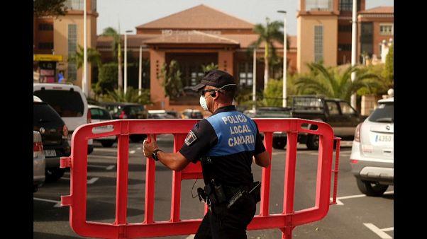 1.000 personas en aislamiento en Tenerife tras confirmarse el caso positivo por coronavirus