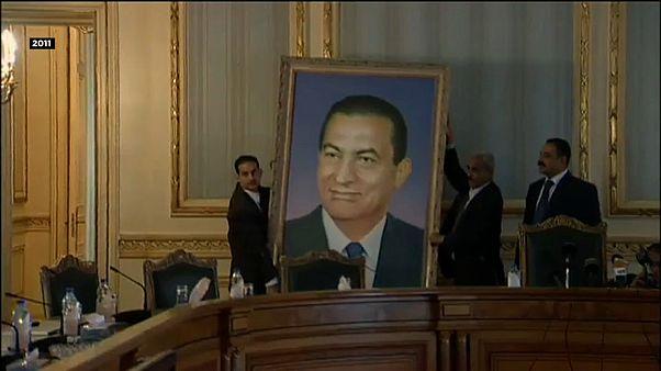 Muere el expresidente de Egipto Hosni Mubarak a los 91 años
