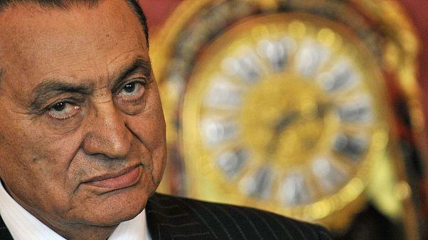 حسنی مبارک، رئیس جمهوری پیشین مصر