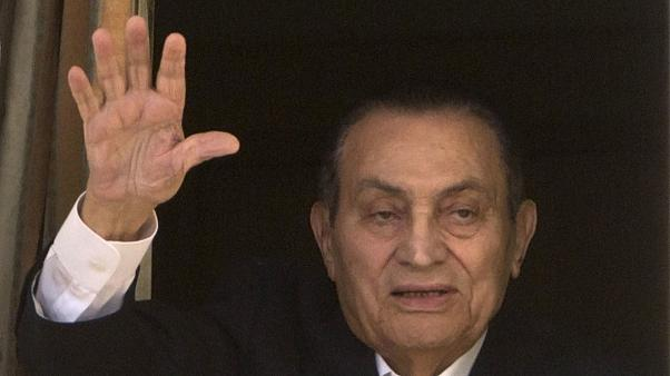 Ο έκπτωτος πρόεδρος της Αιγύπτου, Χόσνι Μουμπάρακ