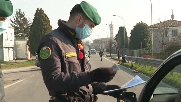 Italia: el Gobierno culpa a las regiones del coronavirus
