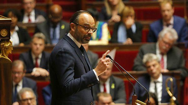 دولت فرانسه به دنبال کسب رای اعتماد مجدد برای تصویب لایحه جنجالی است