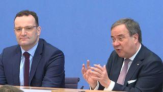 CDU-Vorsitz: Team Laschet-Spahn gegen Merz gegen Röttgen