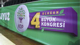 HDP Kongresine Öcalan soruşturması: 14 gözaltı