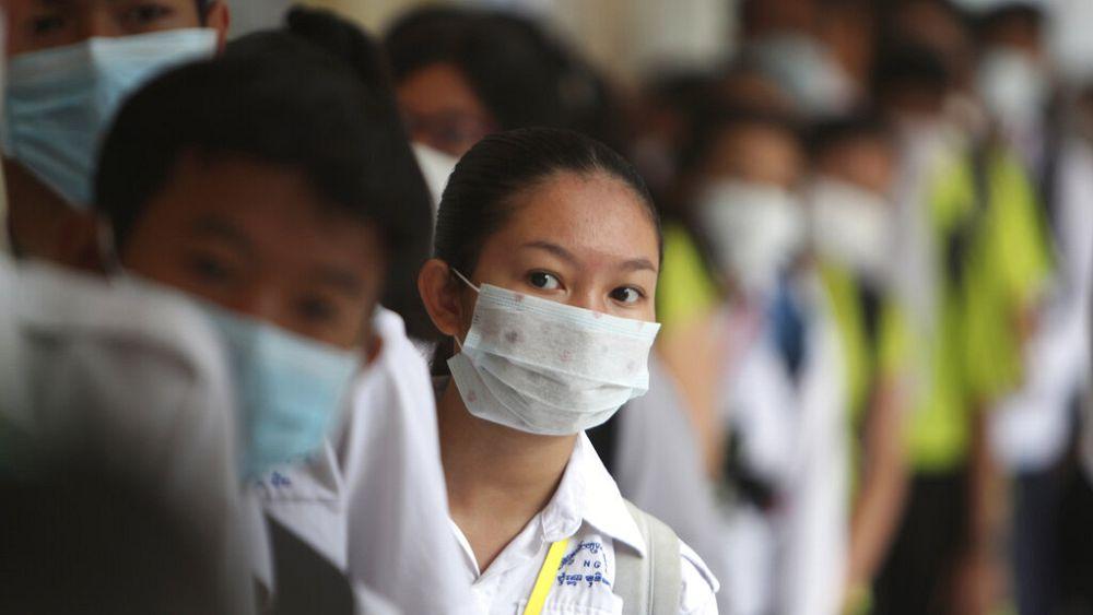 Coronavirus: últimas cifras sobre nuevas infecciones y muertes por COVID-19 1