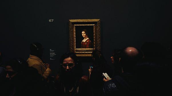 Louvre Müzesi'ndeki Leonardo da Vinci sergisini 1 milyonun üzerinde ziyaretçi gezdi