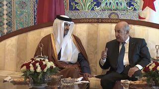 """""""توافق تام"""" بين الجزائر والدوحة في العديد من القضايا"""