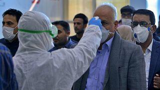 Irak'ta koronavirüs taraması / ARŞİV