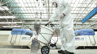 Covid-19 : nouvelles contaminations en Europe