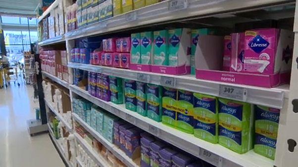 Escocia combate la pobreza menstrual