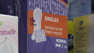 Schottlands Parlament beschließt: Freie Tampons und Binden für alle