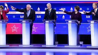 """Президентские выборы в США: """"супервторник"""""""