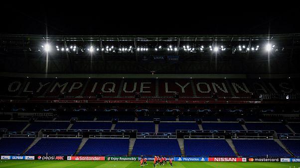 Olympique Lyon - Juventus maçının oynanacağı Groupama Stadyumu