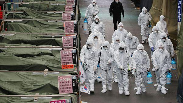 فيروس كورونا القاتل ينتشر في أوروبا وآسيا وتسجيل أول إصابة في البرازيل