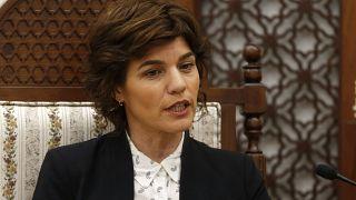 وزيرة حماية البيئة الإسرائيلية، تمار زاندبرج.