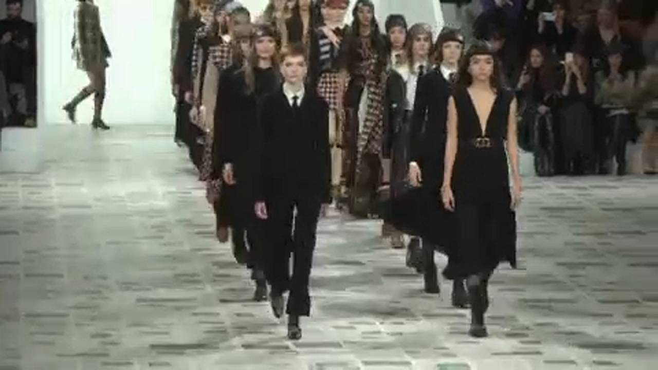 Dior: Rebellinnen auf dem Catwalk