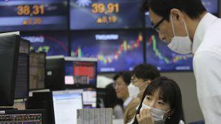 Borsalara koronavirüs darbesi: Değer kaybı 3 trilyon doları aştı